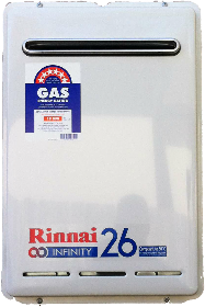 rinnai south africa gas 26l 20l geyser
