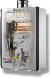 Rinnai gas water heater south africa